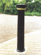 ASF 114 Cast Iron Bollard