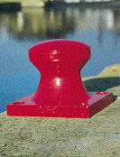 ASF 112 Cast Iron Bollard