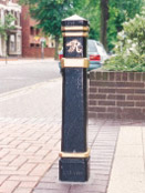 ASF 119 Cast Iron Bollard