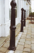 ASF 107 Cast Iron Bollard